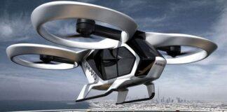 City Airbus Passenger Drone