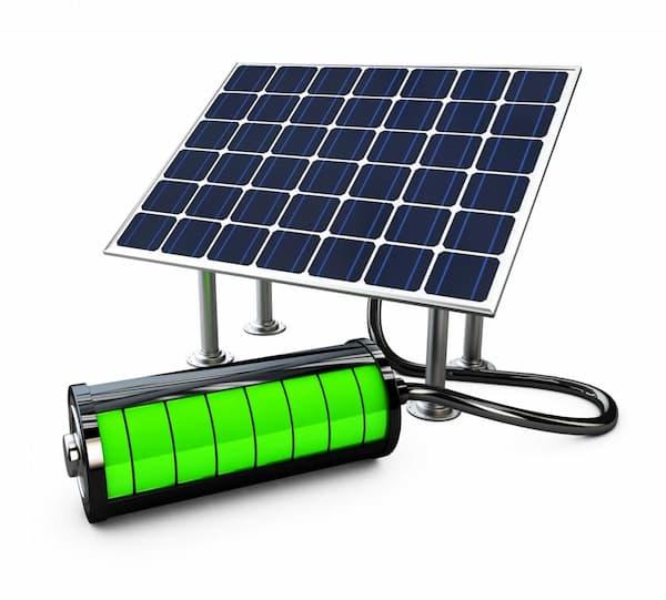 solar power storage systems