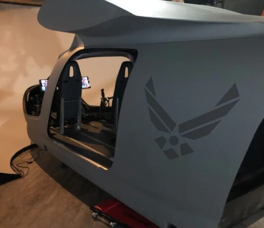 BETA Technology ALIA Simulator