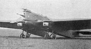 Bleriot 127 L'Aéronautique June,1928