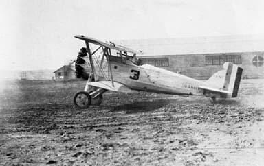 Boeing F2B-1 of VB-2B at NAS North Island 1928