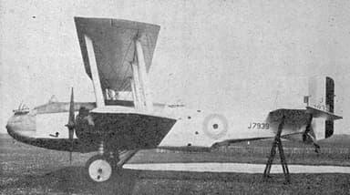 Boulton Paul Sidestrand Le Document Aéronautique (November 1928)