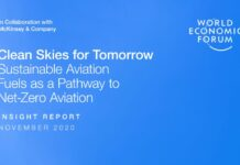 Clean Skies for Tomorrow, Sustainable Aviation Fuels as a Pathway to Net-Zero Aviation - November 2020