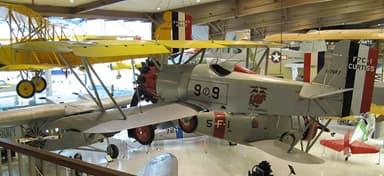 Curtiss 43 (F7C-1) Seahawk, Naval Aviation Museum, Pensacola