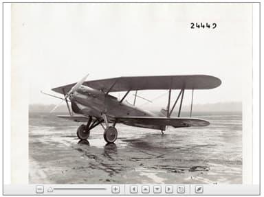 Curtiss XO-1 Falcon