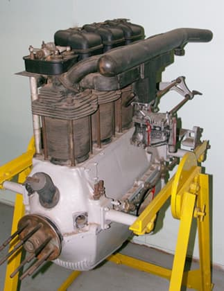 De Havilland Gipsy III 4-cylinder Air-Cooled Piston Engine (Un-Inverted)