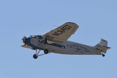 Experimental Aircraft Association Ford 4-AT-E Trimotor