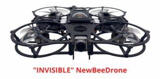 INVISIBLE NewBeeDrone