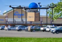 Kroger Delivery Drone Express