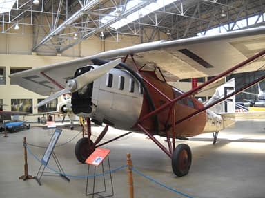 Left Side View of Preserved Latécoère 25