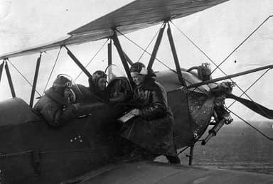 Polikarpov Po-2 Preparing For Action