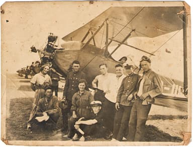 Polikarpov Po-2 in Service in 1935