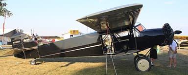 Restored Buhl CA-3C Three-Passenger Airsedan