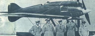 Schneider Cup 1929 Macchi M.39