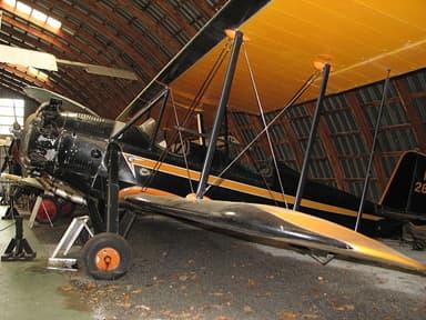 Spartan C3-165 on Display at Old Rhinebeck Aerodrome