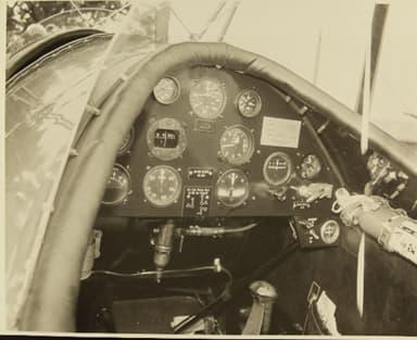 Spartan C3 Cockpit Detail