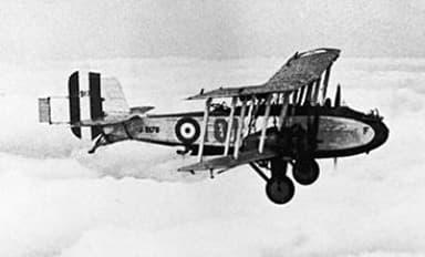 The Boulton Paul Sidestrand Medium Bomber