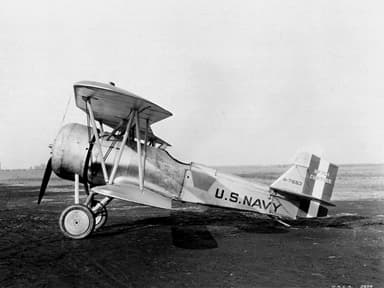 The Curtiss F7C-1 with Engine Cowling in June 1929