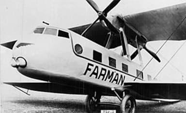 The Farman F.180 'Oiseau Bleu' Blue Bird
