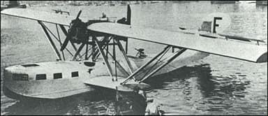 The Latécoère 21 Flying Boat Airliner