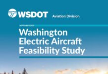 Washington Electric Aircraft Feasibility Study - WSDOT, Aviation Division - November 2020