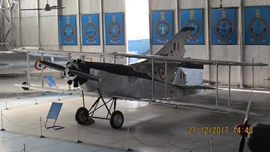 Westland Wapiti at Delhi Air Museum