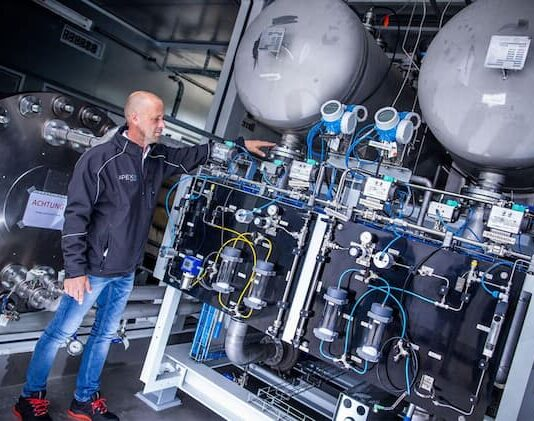 Big carbon capture and storage project