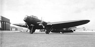 A Fairey Hendon of No. 38 Royal Air Force Squadron (1934)