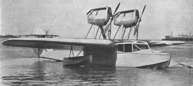 A Saro A17 Cutty Sark (Flight Magazine, 1930)