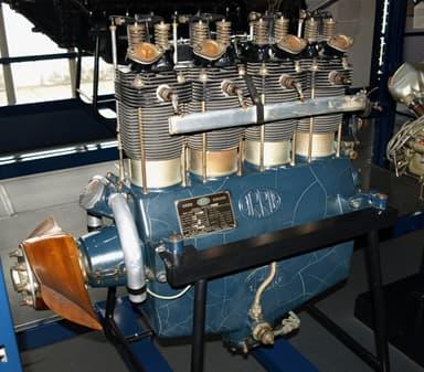 ADC Cirrus II Engine Science Museum, London
