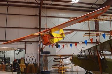 Aeronca C-2 at Yanks Air Museum, Chino, California
