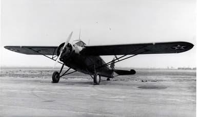 American Fairchild 100-A, Circa 1932