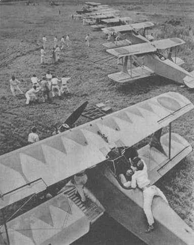 Army Type 92 Fighters or Kawasaki KDA-5s