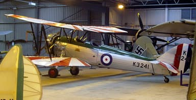 Avro Tutor at The Shuttleworth Collection