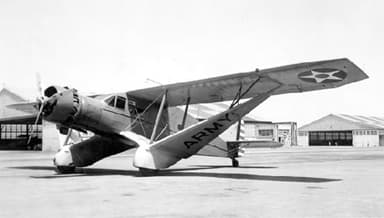 Bellanca C-27C Airbus in 1935