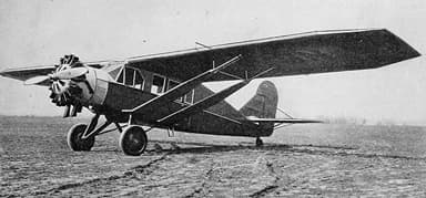 Bellanca CH-300 Pacemaker Aero Digest March 1930