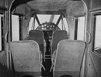 Bellanca Pacemaker Cabin Aero Digest January 1930