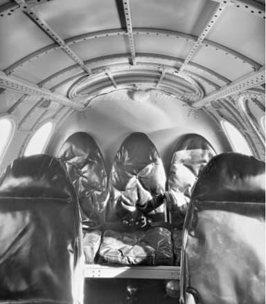 Boeing Monomail Passenger Accommodation