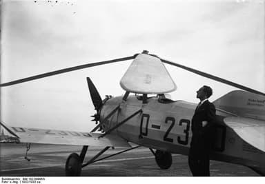 Cierva C.19 Mk IV (Avro 620), D-2300 ex-G-ABUE