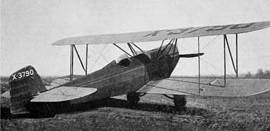 Command Aire 3C3 Prototype from Aero Digest, February 1928