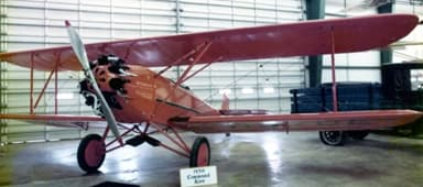 Command Aire 3C3 at Wings and Wheels Museum at Poplar Grove, IL