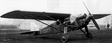 De Havilland DH.75 Photo NACA Aircraft Circular No.91