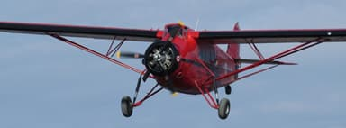 Fairchild 100-A Takes to the Air Again