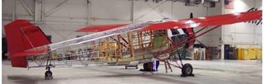 Fairchild 100-A Undergoing Restoration at Alaska Aviation Museum
