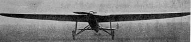 Fairey Long Range Monoplane Le Document Aéronautique March, 1929