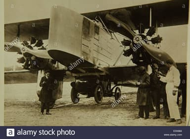 Farman F.160 BN4 Night Bomber Aero Digest October 1930
