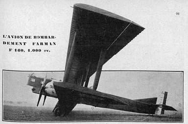 Farman F.160 L'Aérophile March,1928