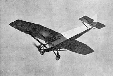 Farman F.190 Photo from Annuaire de L'Aéronautique 1931