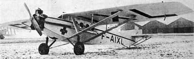 Farman F.190 Sanitaire Air Ambulance L'Air May 15,1929