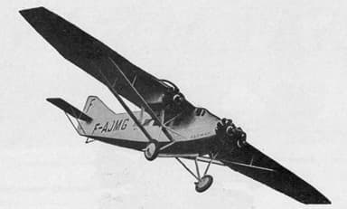 Farman F.300 L'Aerophile Salon 1932